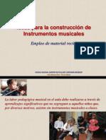 Instrumentos Con Material Reciclable 1