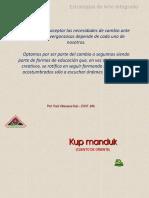 Kup Manduk - Arte Integrado