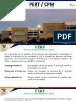 Presentación 10. CPM - PERT 2