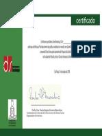 Certificados - Minicurso Dumenil - Mateus Alves Mendonça