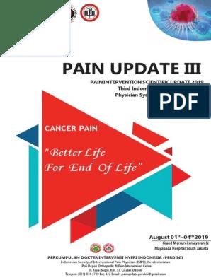 1 Announcement Pain Update 3 2019 | Pain | Pain Management