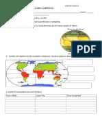 Guia Zonas Climaticas de Chile