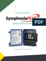 SymphoniePLUS3 Data Logger Manual