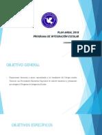 Presentación PIE 2017