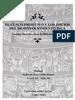 EL Cuzco primitivo .docx