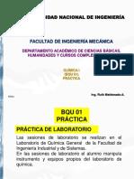 Práctica Bqu01 2019-1