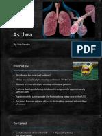 asthma presentation