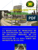 Diapositivas Resolución de Problemas