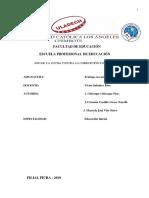 Informe UGEL
