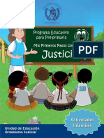 Primeros pasos con la justicia