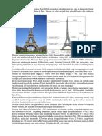 Menara Eiffel Dan Lain-lain