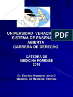 Catedra de Medicina Forense, c.colon
