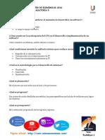 Cuestionario Auditoría Informática
