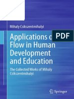 ++ Applications of Flow in Human Development and Education, The Collected Works of Mihaly Csikszentmihalyi.pdf