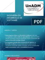 Ingenieria en Desarrollo de Software
