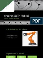 Programación Robots
