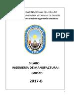 Silabo de Ing de Manuf i 2017 b (1)