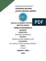 Adenovirus Monografia