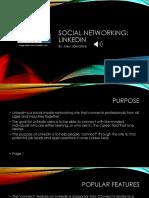 joey liberatore - social media presentation