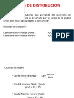 12.0 Redes de Distribucion