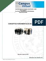 (Unidad i) Etica y Desarrollo Profesional