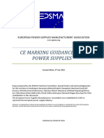 CE Marking Guidance