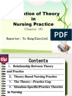 CHAPTER 18 application theory in nursing practice.ppt
