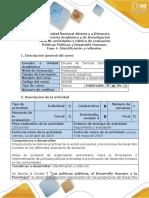 Guía de Actividades y Rúbrica de Evaluación-Fase 4-Identificaciòn y Reflexiòn.