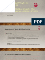educ 290 standards module