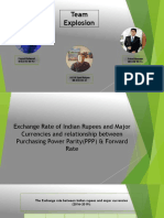Presentation on Relationship of Between Purchasing Power Parity