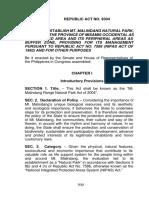 Ra 9304 - Mmrnp Act of 2004