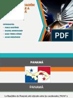 Exportación de Mole a Panamá