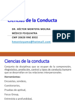 1 Era Clase Ciencias de La Conducta Plus Plus 2018