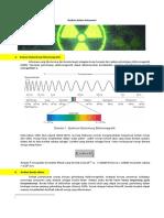 Radiasi dalam Astronomi