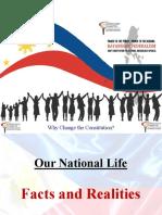 Federal Consti Draft- Duterte Admin