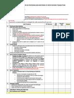 APG - Process Review sample