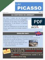 Les Notícies Del Picasso 47 Maig-19