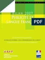 La publicité et langue française.pdf