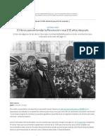 10 libros para entender la Revolución rusa 100 años después