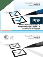 Modelo de evaluación para el mejoramiento de la calidad y la acreditación de carreras.pdf