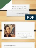 Unidad 4 San Martín y su campaña - Diego Herrera