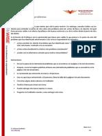 Realiza Las Entrevistas de Problemas - Documento de Estudiante