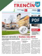 INFO Trenčín - máj 2019