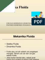 FISIKA FLUIDA  TEORI