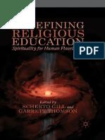 Redefining Religious Education. Spirituality for Human Flourishing.pdf