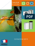 Catalogue GTEO 2019