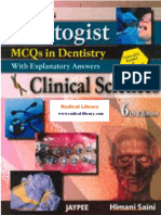 BhatiaS Dentogist Mcqs In Dentistry clinical science With Explanatory Answers.pdf