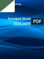 Europol Strategy 2016-2020 0