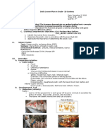 Lesson Plan Cookery 10 Market Form and Cut of Poultry