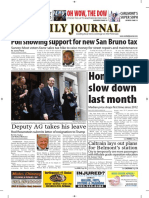 San Mateo Daily Journal 04-30-19 Edition